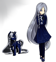Commissions: Humanized Pony OCs! by FanaticalFactory
