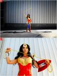 Wonder Woman - Ame Comi I by yayacosplay