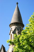 Summer Spire by RMEdwards