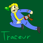 Fallout Florida Perks: Traceur by Ashlynnii