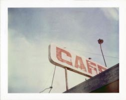 Cafe - Salton Sea by fishtankbabe