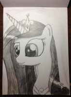 Cadance Drawing by Mrfancy