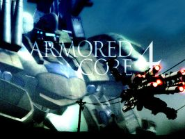 Armored Core 4: Answer by Kamaroth92
