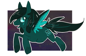 I'm a horse by Dr-Synthesizer