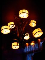Fanciful Lamps by copper9lives