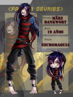 FD - Gangrena - Marz Dankworth by Blue-Crocodile