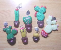 cactus charms by jong28