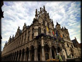 Townhall mechelen by pagan-live-style