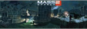 Mass Effect 2 - Panorama III by Riot23