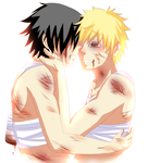 Welcome home... Teme by narusan13