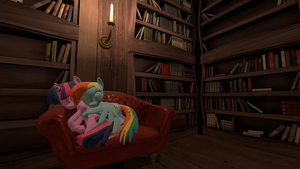 Late Night In The Library by TheDeadPlayersAlbums
