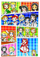 PASTRIES CHILDREN MII (BETTER VERSION) by HOBYMIITHETACTICIAN