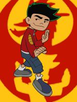 American Dragon jack long by aXel-Redfield