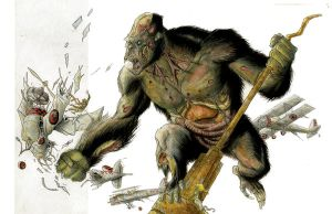 ZOMBIE KONG by RM73