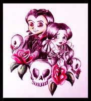 living dead dolls by Jini--Chan