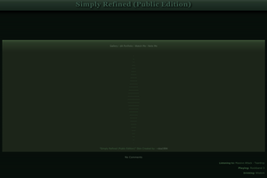 Simply Refined (Public Version) by dza1994