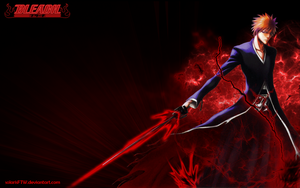 Bleach Bankai desktop by solarisFTW