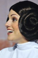 Leia's Smile by BellesAngel