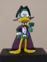 Count Duckula Colored by shalonpalmer