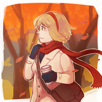 APH - Autumn by say0ran