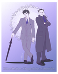 Holmes Brothers by RedPassion