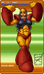 MegaGirls Project: Gutswoman by DKDevil