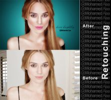 Keira Knightley By Floppe-d46hdp9 by mokamido31