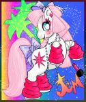 My Little Pony Jem by noelle23