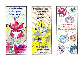 Valentine Exchange TFP #2 by BlueFire795