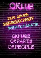Poster for Ok Club by Laazar