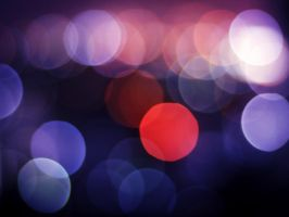 Bokeh Wallpaper by karolkorn