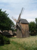 Windmill by Woolfred