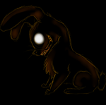 Springtrap Easter Bunny by Apolline