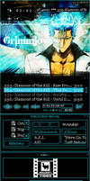 Bleach: Grimmjow Jeagerjaques by overemphasize