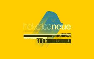 helvetica neue by kYnQuinhe