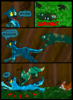 World of Wolves Page 15 by Sooty123