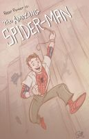 Peter Parker is Spider-man. by scootah91