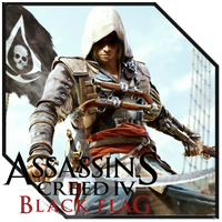 Assassian'sCreed 4 Icon (New Shape Icon) by M-Royan