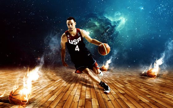 Stephen Curry by HzmOfficial