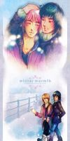 YunJae - winter warmth by eternalyunjae