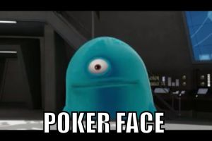 Can't Touch B.O.B.'s Poker Face by MonstrousPegasister
