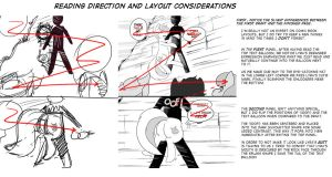Comic Layout Considerations by kevinsano