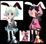 Free DS Adopts - Rabbit (closed) by pinksheepyunnie