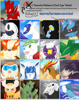 My Pokemon Meme :D by SilverSteel-Alchemis