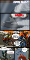 Misadventures of the Scavengers pg5 by TheCiemgeCorner
