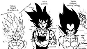 Dragon Ball - Concept Fun by slaXor86