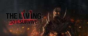 The Living: 30 Days to Survive | Promo Art by AdamRyomaTazi