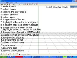 PMD: basic view window tools by Antiqu-Bakery