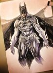 Batman and copics by pant