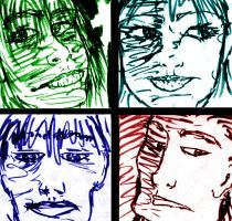 Faces by Mollicles420